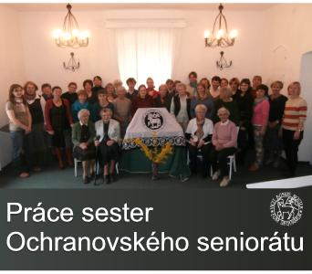 Práce sester Ochranovského seniorátu