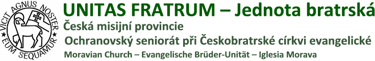 UNITAS FRATRUM – Jednota bratrská